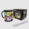 Mug Evoli thermique - Pokemoms
