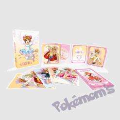 Collection dvd Sakura chasseuse de carte - Pokemoms